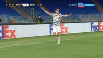 Liga Europy. Bramka Edinson Cavani (POLSAT SPORT). Wideo