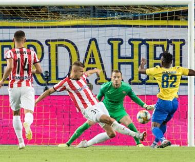 Liga Europy: Cracovia remisuje na wyjeĹşdzie