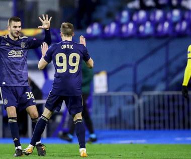Liga Europy. Dinamo Zagrzeb - Tottenham Hotspur 3-0. Wszystkie bramki. Wideo