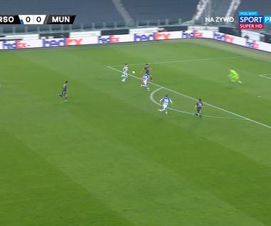 Liga Europy. Kuriozalny gol, który dał Manchesterowi United prowadzenie. Wideo