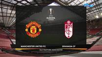 Liga Europy. Manchester United - Granada 2-0. Skrót meczu (POLSAT SPORT). Wideo