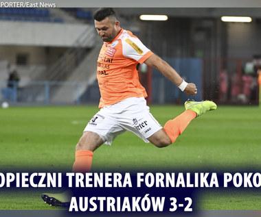 Liga Europy. Piast Gliwice wyeliminował TSV Hartberg. Wideo