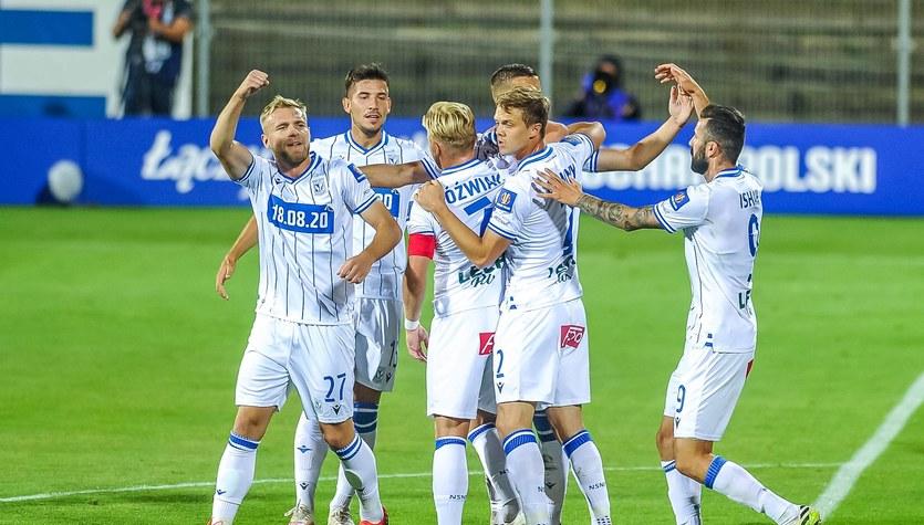 Liga Europy. Royal Charleroi rywalem Lecha Poznań w 4. rundzie