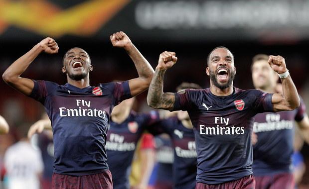 Liga Europy. Valencia - Arsenal Londyn 2:4