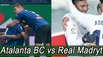 Liga Mistrzów. 1/8 finału ligi mistrzów: Atalanta BC-Real Madryt 0:1. Najciekawsze akcje. Wideo