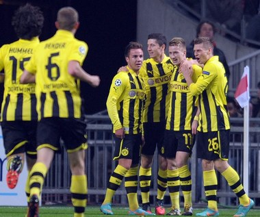 Liga Mistrzów: Ajax Amsterdam - Borussia Dortmund 1-4