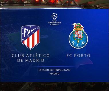 Liga Mistrzów. Atletico Madryt - FC Porto 0-0. Skrót meczu. Wideo (POLSAT SPORT)