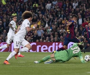 Liga Mistrzów: Barcelona awansowała do półfinału