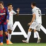 Liga Mistrzów. Barcelona - Bayern 2-8 w ćwierćfinale. Niemcy: Zwycięstwo stulecia!