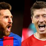 Liga Mistrzów. Barcelona - Bayern. Setien: Lewandowski jest świetny, ale Messi to inna półka