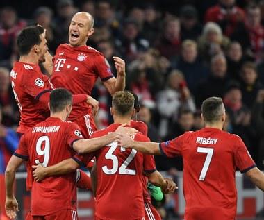 Liga Mistrzów. Bayern Monachium - Ajax Amsterdam 1-1