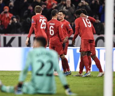 Liga Mistrzów. Bayern Monachium - Tottenham 3-1 w meczu 6. kolejki
