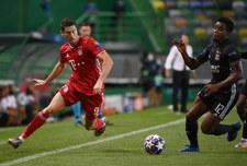 Liga Mistrzów: Bayern Monachium w finale. 15. gol Lewandowskiego w sezonie