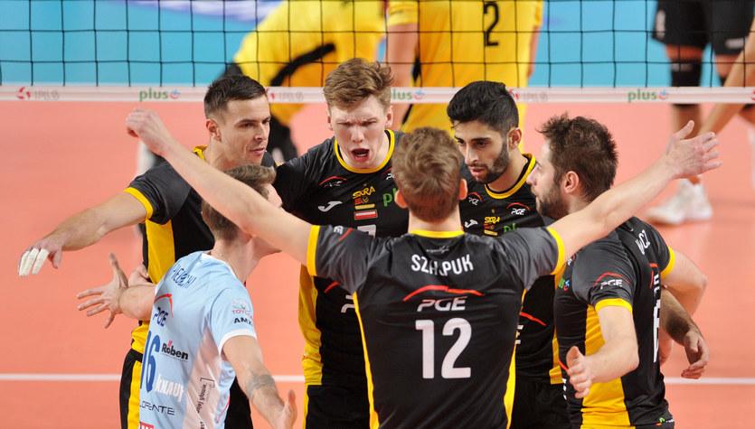Liga Mistrzów: Bolesna wyjazdowa wpadka PGE Skry Bełchatów
