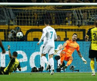 Liga Mistrzów: Borussia Dortmund - Real Madryt 1-3