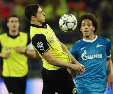 Liga Mistrzów: Borussia Dortmund - Zenit Sankt Petersburg 1-2