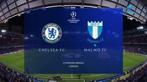 Liga Mistrzów. Chelsea Londyn - Malmoe FF. Skrót meczu. WIDEO (Polsat Sport)