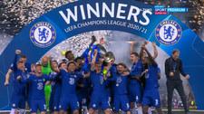 Liga Mistrzów. Chelsea najlepsza w Europie. ZOBACZ ceremonię wręczenia pucharu. WIDEO (POLSAT SPORT)