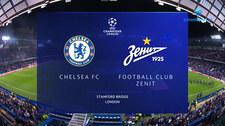 Liga Mistrzów. Chelsea - Zenit 1-0. Skrót meczu (POLSAT SPORT) Wideo
