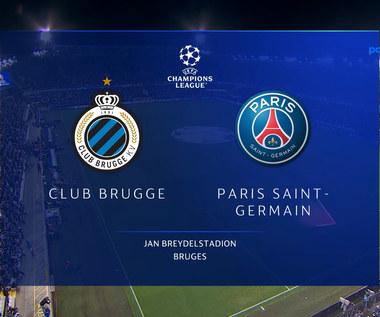 Liga Mistrzów. Club Brugge - Paris Saint-Germain 1-1 - SKRÓT. WIDEO (Polsat Sport)