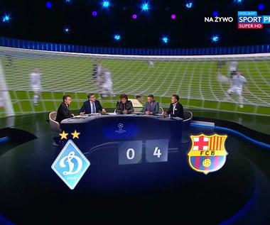Liga Mistrzów. Dziekanowski: Messi zaczyna przeszkadzać Barcelonie (POLSAT SPORT). WIDEO