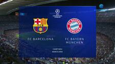 Liga Mistrzów. FC Barcelona - Bayern Monachium. 0-3. Skrót meczu (POLSAT SPORT) Wideo