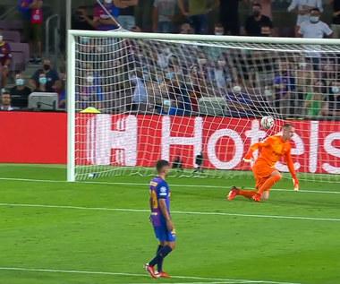 Liga Mistrzów: FC Barcelona - Bayern Monachium. Thomas Müller otwiera wynik spotkania. (POLSAT SPORT) Wideo