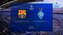 Liga Mistrzów. FC Barcelona - Dynamo Kijów. Skrót. WIDEO (Polsat Sport)