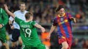 Liga Mistrzów: FC Barcelona - Rubin Kazań 2-0