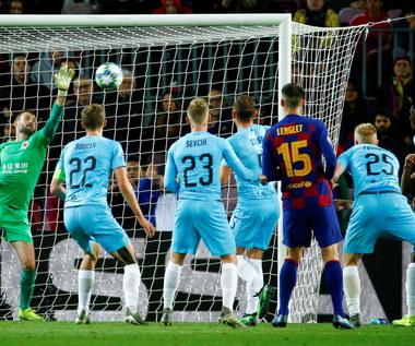 Liga Mistrzów. FC Barcelona - Slavia Praga 0-0 w 4. kolejce