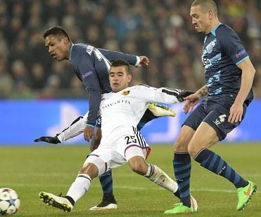 Liga Mistrzów: FC Basel - FC Porto 1-1