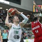 Liga Mistrzów FIBA. Stelmet Enea - AS Monaco 82:84