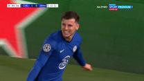 Liga Mistrzów. Gol Mounta na 2-0 w meczu Chelsea - Real (POLSAT SPORT). WIDEO