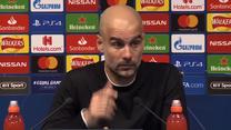Liga Mistrzów. Guardiola (Manchester City): To było okrutne. Wideo