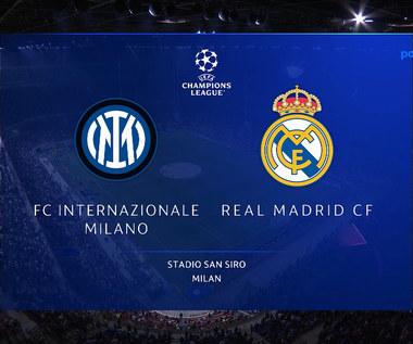 Liga Mistrzów. Inter Mediolan – Real Madryt. Skrót meczu. Wideo (POLSAT SPORT)