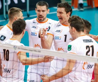Liga Mistrzów. Jastrzębski Węgiel - Zenit Kazań 3:1 w piątej kolejce