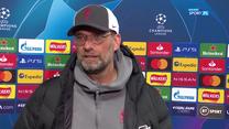 Liga Mistrzów. Juergen Klopp: Nasz występ był dobry (POLSAT SPORT). Wideo