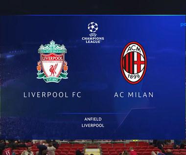 Liga Mistrzów. Liverpool FC - AC Milan 3-2 - SKRÓT. WIDEO (Polsat Sport)