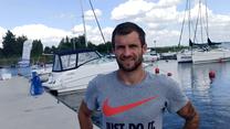 Liga Mistrzów. Łukasz Broź przed meczem Legia - Dinamo. Wideo