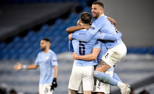 Liga Mistrzów: Manchester City awansował do finału