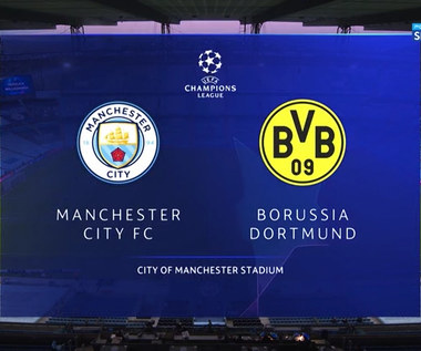 Liga Mistrzów. Manchester City - Borussia Dortmund 2-1 - skrót (POLSAT SPORT). WIDEO
