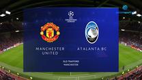 Liga Mistrzów. Manchester United - Atalanta Bergamo. Skrót meczu. WIDEO (Polsat Sport)