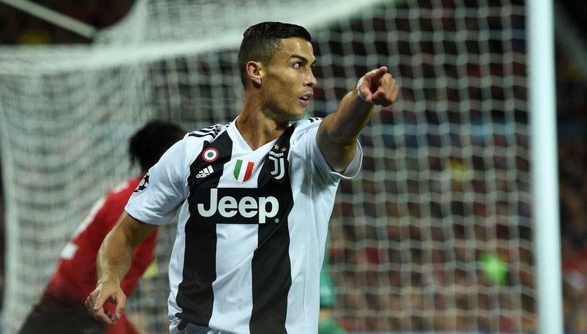 Liga Mistrzów. Manchester United - Juventus. Na żywo