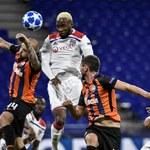 Liga Mistrzów: Mecz Szachtara Donieck z Olympique Lyon w Kijowie
