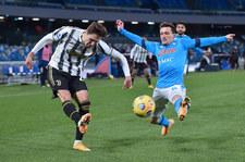 """Liga Mistrzów. Media: Juventus może stracić miejsce w rozgrywkach, Napoli """"zaciera ręce"""""""
