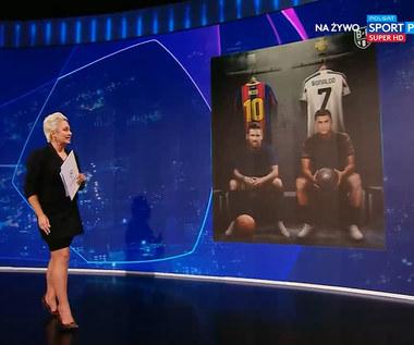 Liga Mistrzów. Media społecznościowe przed wtorkowymi meczami - Ronaldo znowu zmierzy się z Messim (POLSAT SPORT). WIDEO