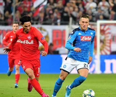 Liga Mistrzów. Napoli - FC Salzburg 1-1 w meczu 4. kolejki