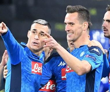 Liga Mistrzów: Napoli – Genk 4-0 w grupie E. Klasyczny Hat-trick Milika!