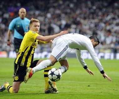 Liga Mistrzów: Osłabiona Borussia zagra z Realem Madryt