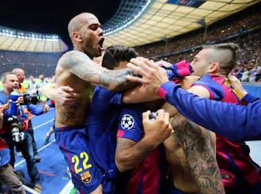 Liga Mistrzów: Piąte zwycięstwo Barcelony